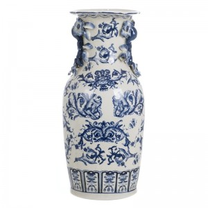 Porcelanowy wazon CHINOISERIE